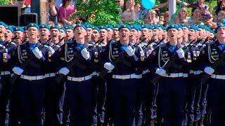 Воронеж отметил 71-ю годовщину Победы в Великой Отечественной войне