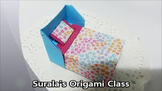 Origami - Bed & Bedding  (Bed, Covers, Pillow)
