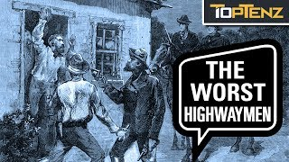 The Dancing Highway Man (...and 9 Other Odd Bandits and Thieves)