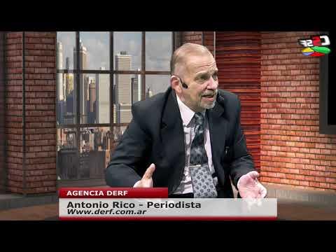 Antonio Rico: Es grave cuando el que te miente es el propio Presidente