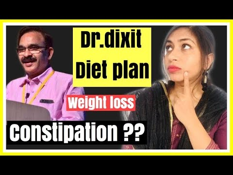 dr.-dixit-weight-loss-diet-plan-|-constipation-and-weight-loss-|-azra-khan-fitness