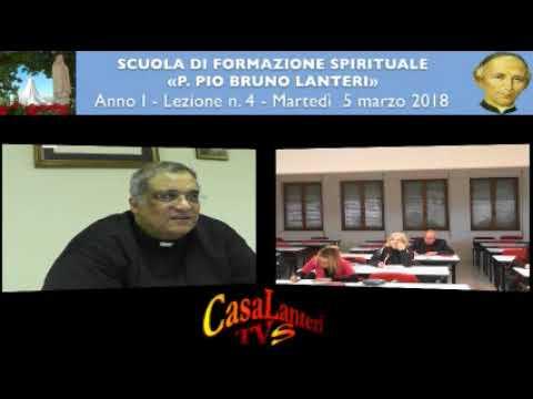P. Armando Santoro omv: La conoscenza di sé in Cristo e il discernimento spirituale