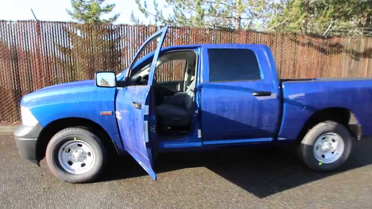 2014 dodge ram 1500 hemi blue streak es234998 seattle bellevue youtube. Black Bedroom Furniture Sets. Home Design Ideas