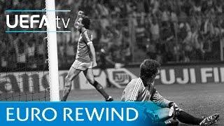 EURO 1984 highlights: France 3-2 Yugoslavia