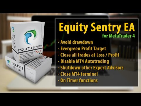 Equity Sentry EA for MT4 - How it works