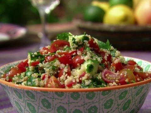 Aarti's Quinoa Tabbouleh Food Network