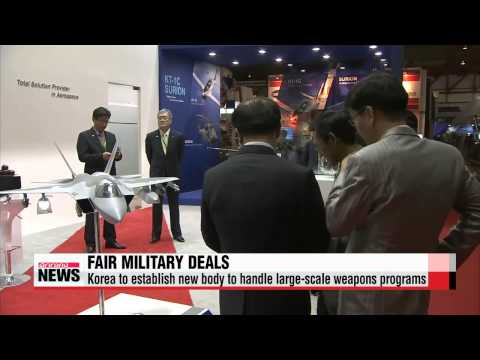 Korea to establish new body to handle large-scale weapons programs   30조원대 초대형 무