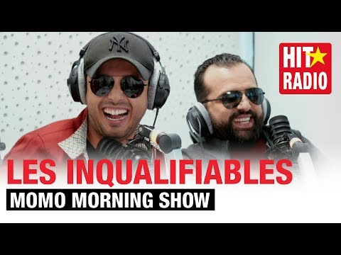 MOMO MORNING SHOW - LES INQUALIFIABLES  14022020