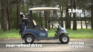 Will it Drift? Golf cart - autocar.co.uk thumbnail