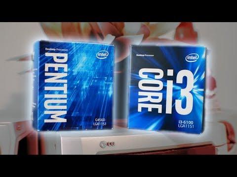 [HINDI] Intel Pentium G4560 vs i3 6100