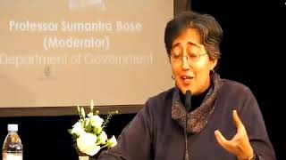 Why should the Youth of our Country join Politics? Listen to Atishi Marlena answer