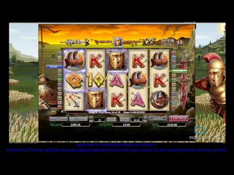 300 Shields - Videoslots - INSANE MEGA BIG WIN OVER 1000x Free Spins Feature