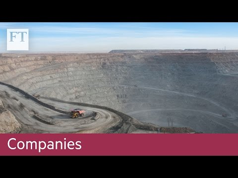 Rio Tinto on China