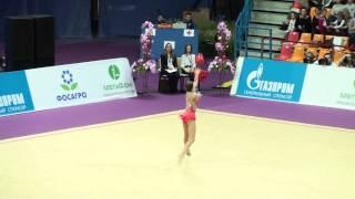 Аверина Арина, мяч, Художественная гимнастика