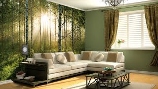 3d Wall Murals For Living Rooms That Will Amaze You