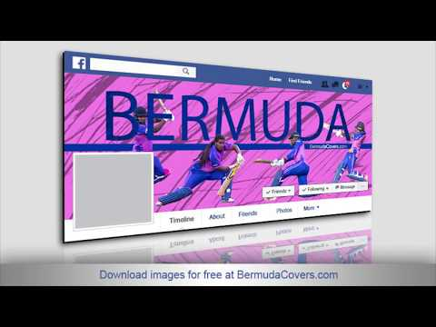 Free Downloads | Bermuda Cricket Team Facebook Covers, Oct 2019