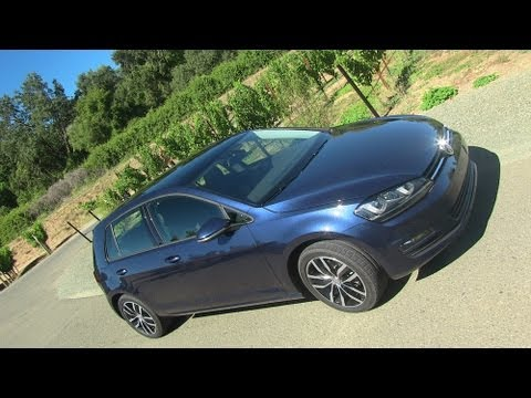 2015 volkswagen golf tdi first drive review youtube. Black Bedroom Furniture Sets. Home Design Ideas