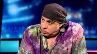 FULL INTERVIEW: Steven Van Zandt