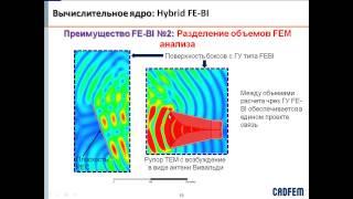 Видеоурок CADFEM VL1214 - Использование ANSYS HFSS для задач рассеяния электромагнитных волн ч.1