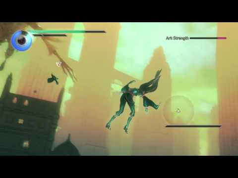 Gravity Rush 2 - The Arc of Time Ravens Choice - Furious Collector Trophy
