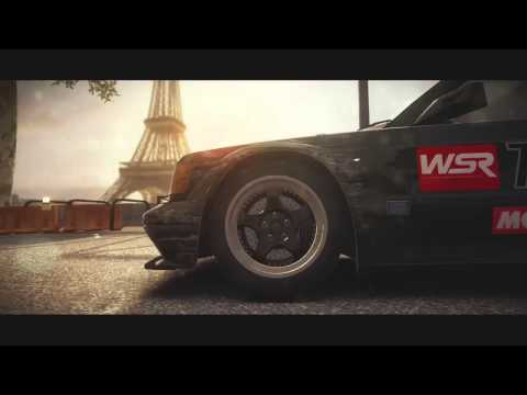 Grid2 Career Race #23HD WSR Season 1 - Mercedes-Benz 190E - Euro Rand 1/3 - Paris - Le Trocadero