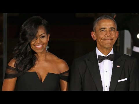 Michelle Obama's Latest Vera Wang Dress Has People Going Crazy