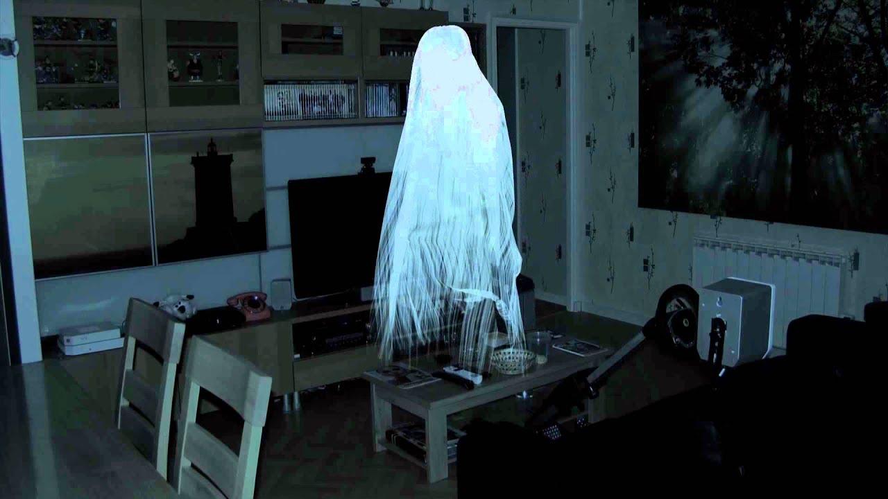 paranormal chez moi
