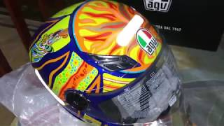 Capacete Agv Blade Five Continents Youtube
