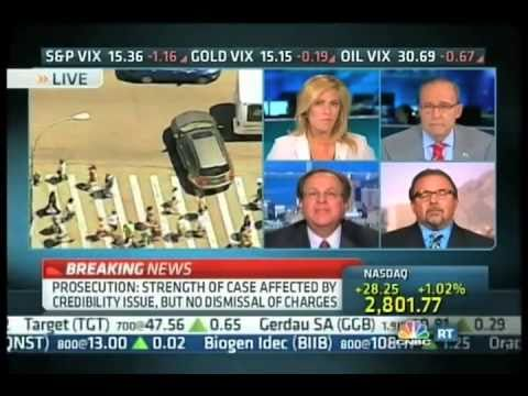 Arizona Criminal Lawyer Dwane Cates on CNBC commentating on the Dominic Strauss Kahn Sexual Assault case in New York