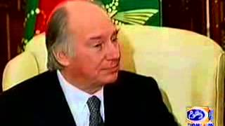 Karim Aga Khan 4 meets Parvez Musharraf regarding Pakistan earthquake(Dhoom News)