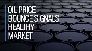 Oil prices signal healthy market screenshot 3