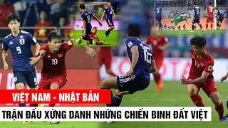 VIỆT NAM - NHẬT BẢN ▶ Trận đấu xứng danh NHỮNG CHIẾN BINH Đất Việt | Khán Đài Online