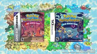 At The Rescue Base | Pokémon Mystery Dungeon: Red Rescue Team and Blue Rescue Team Soundtrack