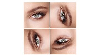 HOW TO: FELINE SMOKEY EYE  - STEP BY STEP - FOR BEGINNERS