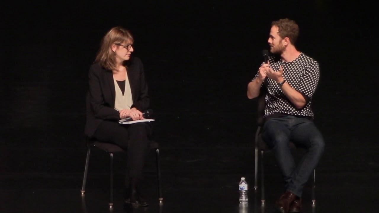 10,000 Gestures Post Show Talk: Boris Charmatz and Ana Janevski