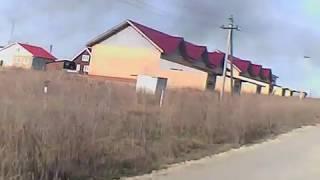 Советск 11 мая 2018 г. Кадры с видеорегистратора.