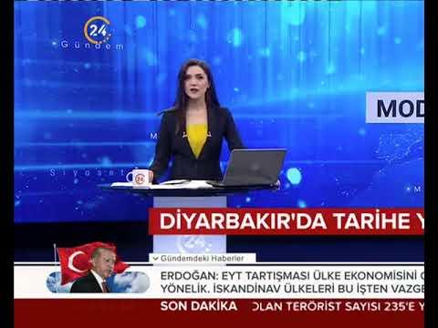 Sur Kanal 24 Ekranlarda...