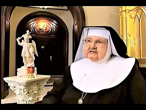 The Holy Rosary. The Joyful Mysteries led by Mother Angelica to pray on Mondays and Saturdays.
