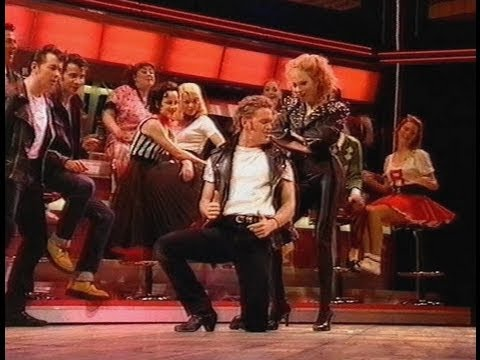 "Grease (West End) Debbie Gibson ""You're The One That I Want"""