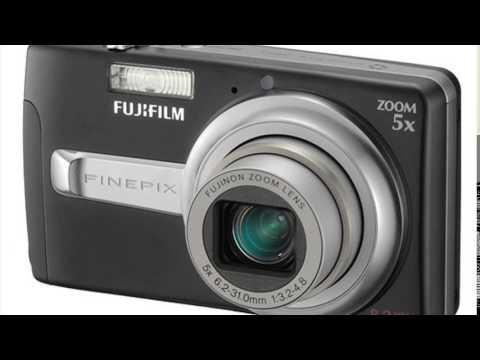 Fujifilm FinePix J50 Camera Drivers Windows