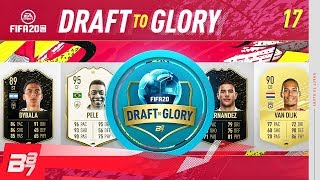 DAMNNN! PELE IS RUTHLESS! | FIFA 20 DRAFT TO GLORY #17