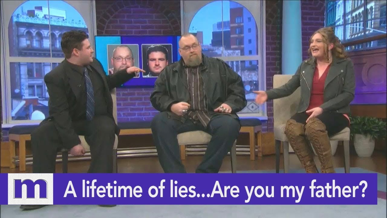 Maury Show Full Episodes 2020.A Lifetime Of Lies Revealed Are You My Father Or Not The Maury Show