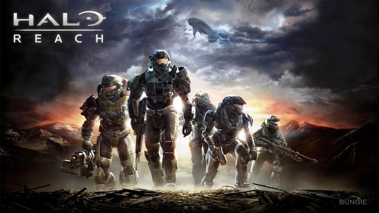 Halo Reach Red Vs Blue Youtube