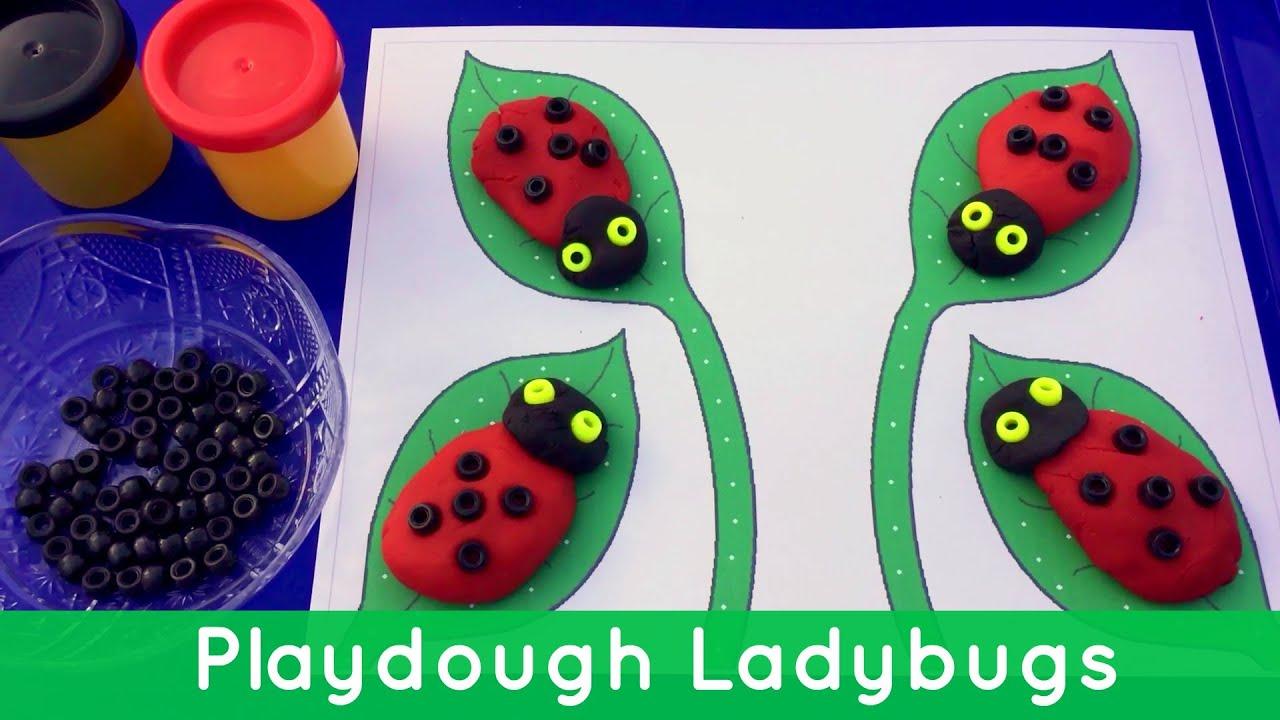 Beetle Craft For Preschoolers