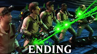 GHOSTBUSTERS THE VIDEO GAME REMASTERED ENDING Gameplay Walkthrough Part 6