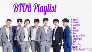 FULL ALBUM BTOB비투비   Complete 1st Full Album ||  ℙ 비투비 잔잔한 노…