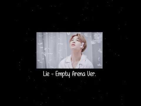 [ Empty Arena ver. ] BTS Jimin - Lie