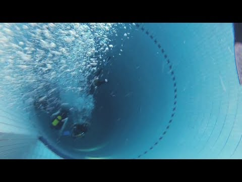 20m Scuba Diving Pool (Conflans-Sainte-Honorine, France)