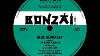 Blue Alphabet - Quixotism 1994
