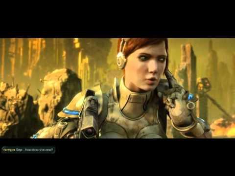 The Betrayal of Kerrigan in Starcraft 1 AND Starcraft 2